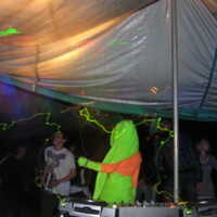 UFOLOGY (Psychedelic trance open air) - 15.08.09